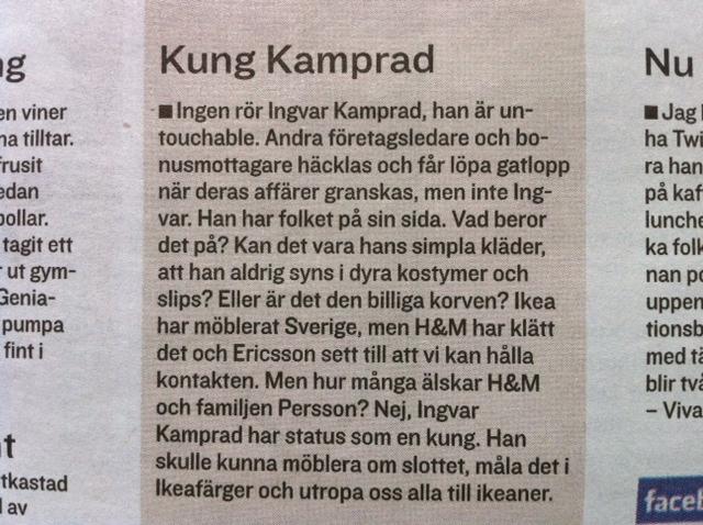 Kung Kamprad