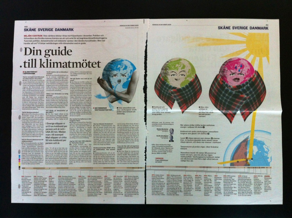 Guide inför klimatmötet i Köpenhamn